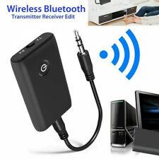 Drahtloser Bluetooth 5.0-Senderempfänger, Autolautsprecher, Musik-Audio-Adapter