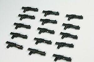 Star Wars Guns DC-15S Blasters Lot of 15 Clone Storm Trooper Mininifigures