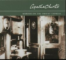 MURDER ON THE ORIENT EXPRESS by Agatha Christie ~ Three-CD Audiobook
