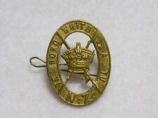 Original Wwi New Zealand (M�ori) Pioneer Battalion Nz Division Cap Badge