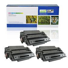3PK Q6511A Black Toner Cartridge for HP LaserJet 2420n 2430 2430dtn 2430n 2430tn
