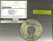 JAHEIM Could it Be w/ RARE RADIO TRX & ACAPELA & INSTRUMENTAL PROMO DJ CD single