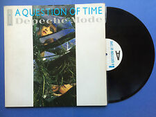 Depeche Mode A Question Of Time / Black Celebration / Stripped / Something To Do
