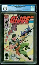 G.I. Joe A Real American Hero 54 CGC 9.8 NM/MINT 1st General Hollingsworth Cobra