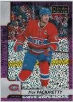 2017-18 O-Pee-Chee Platinum Hockey Violet Pixels #2 Max Pacioretty Canadiens
