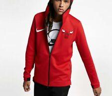 Men's NBA Hoodie Chicago Bulls Nike Therma Flex Showtime Sz XXL BNwT 940118-657
