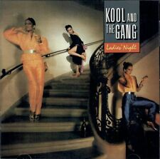 Kool & The Gang - Ladies Night  Remastered Expanded cd with bonustracks.