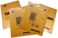 Komatsu PC300LC-5, PC400-LC-5, PC300LC-5 Service Shop Repair Manual #CEBM207077