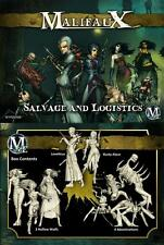Wyrd Malifaux The Outcasts BNIB Leveticus Box Set - Salvage and Logistics
