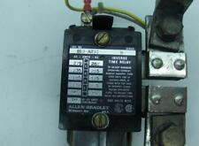 Allen-Bradley Inverse Release Time Delay Current Relay 810-A23C