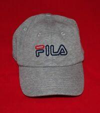 FILA Heritage Curved Bill Soft Hat