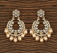 Jhumka Indian Earrrings Jewelry Kundan Bollywood Jhumka Pakistani Jhumki USA
