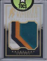 Logan Couture 2014-15 Panini Anthology Massive Materials Patch 26/99 Sharks
