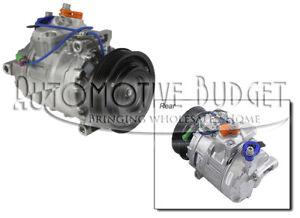 Compressor Audi Various Models Volkswagen Passat - REMAN