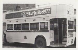 SOUTHAMPTON CITY B+W BUS PHOTO GUY ARAB PHOTOGRAPH 64 ON PICTURE FTR511 JUBILEE