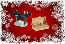 Dremel Xmas Special 335 Plunge Router Attachment + 660 Router Bit Set