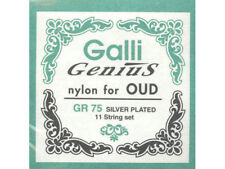 Galli Nylon Turkish Oud Strings 2 Plain 4 Wound
