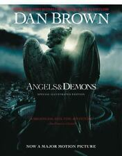 Angels & Demons, Special Illustrated Edition, Dan Brown, Good Book