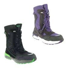 Chaussures larges en synthétique pour garçon de 2 à 16 ans