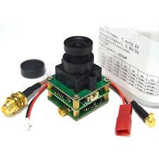 FPV 5.8G 400MW Camera AV Video Transmitter Integrated 800 TVL
