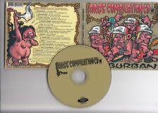 SUBURBAN COMPILATION #2 CD DIGIPACK Dimmy Borgir Moonspell Tiamat Magellan