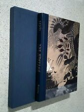 STUNNING LEWIS CARROLL-THE HUNTING OF THE SNARK 1ST EDITION FOLIO SOCIETY-2010