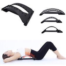 Masaje Estiramiento Alivio Dolor Relax Espalda Columna Lumbar Cintura Cuello
