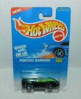 1996 hot wheels Pontiac Banshee Collector #457 [Black] Based On The Prototype
