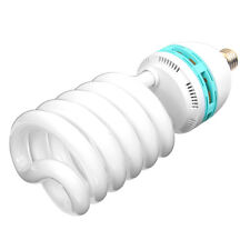 125W 5500K CFL Light Daylight Spiral Bulb Lamp E27 For Photo Studio Photography