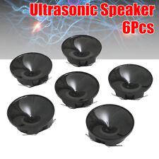 6Pcs High Power Ultrasonic Transmitter Repellent Rat Mosquito Speaker 38mm Horn