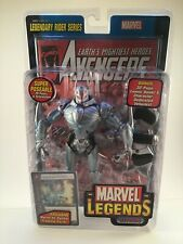 Marvel Legends: Legendary Riders, Ultron w/Card NIP 2005