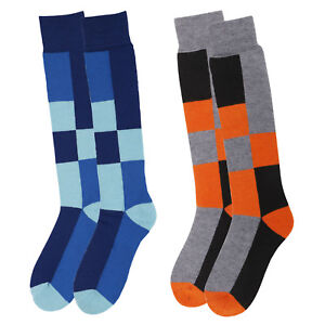 2 Pairs Boys Girls Warm Winter Long Snow Ski Snowboard Socks Sports Socks