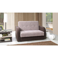 New Msofas Gomera Comfortable Modern Single SofaBed Large Living Room Furniture
