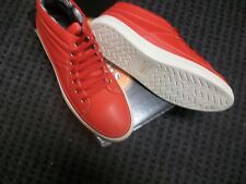 New Men's Vikings Red - White Casual Sneaker Shoes Size 9.5 Brand New!