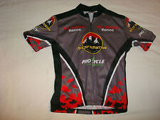 ROCKY MOUNTAIN Procycle Canada Men's S/S Cycling Jersey S - EUC