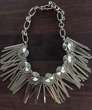 BAUBLEBAR GOLD FRINGE COLLAR NECKLACE HOLIDAY ACCESSORIES