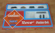 ROCO N coffret Junior Set 2004 A genre Jouef