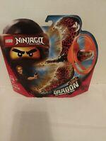 Lego Ninjago Cole Dragon Masters Kid Building Block Toy Flyer Sealed 70645