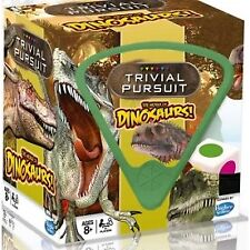 Game The World of Dinosaurs Trivial Pursuit - Wm024440 Winning Moves