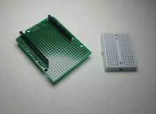 Arduino UNO R3 Prototype Shield FR4 2sides Breadboard Assembled PCB DIY USA FAST