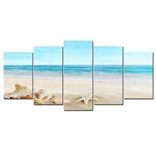 Canvas Print Paintings Photo Picture Wall Art Home Decor Blue Seascape Landscape