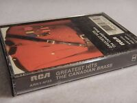 The Canadian Brass : Greatest Hits - Audio Music Cassette Tape