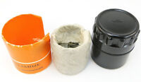 ⭐NEW⭐ Set of 3 Russian MACRO RINGS / EXTENSION TUBES - M42 Mount Camera & Lens