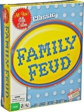 Endless Games Classic FAMILY FUED 4th Edition Board Game New Sealed