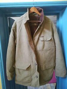 Marlboro Classics mens X large leather and cotton original jacket