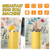 Electric Egg Cooker Machine Automatic Egg Roll Maker Sausage Frying Cooking Cup