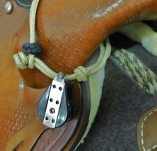 """Calf Roping Corded 2"""" Jerkline Pulley Use w/1/2"""" JerkLine by Martin Free Ship"""