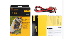 Fluke 12E+  F12E+  Voltage Current Auto Range Handheld Digital Multimeter Meter