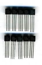 LOT DE 10 x TA7642 - CIRCUIT INTEGRE RECEPTEUR RADIO AM PO-GO = ZN414