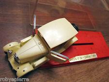 Automobilina modellino auto car toy VOISIN CARENE 1934 SOLIDO 17 cv per ricambi